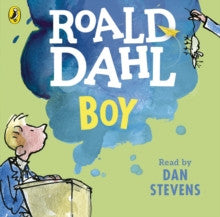 Boy: Tales of Childhood by Road Dahl - Audiobook