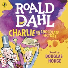 Charlie and The Chocolate Factory by Roald Dahl - Audiobook