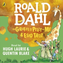 The Giraffe and the Pelly and Me & Esio Trot by Roald Dahl - Audiobook