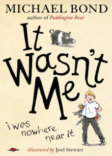It Wasn't Me by Michael Bond