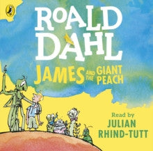 James and the Giant Peach by Roald Dahl - Audiobook