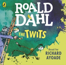 The Twits by Roald Dahl - Audiobook