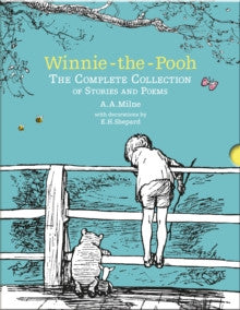 Winnie-the-Pooh: The Complete Collection by A.A Milne