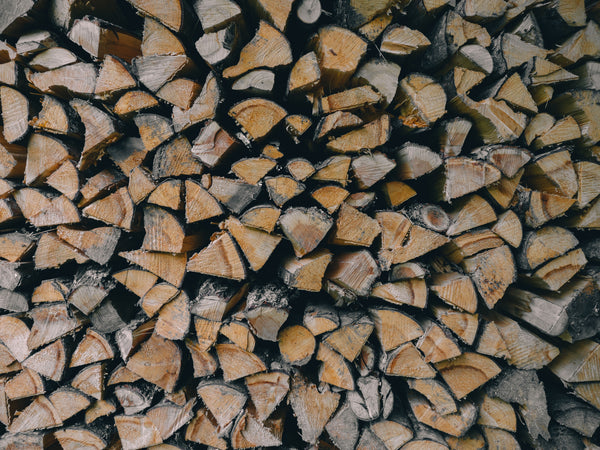Bush Cord of Hardwood Firewood
