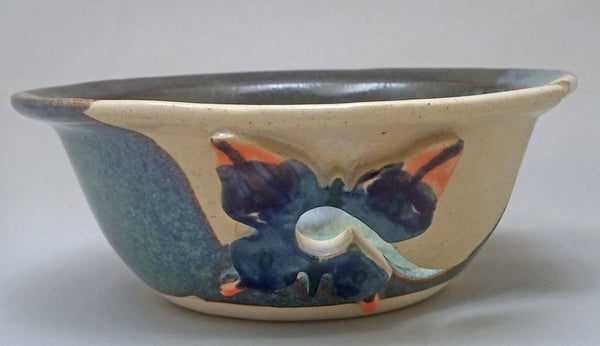 Yarn Bowl-Butterfly