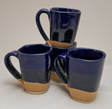 Square Mug Set of FOUR