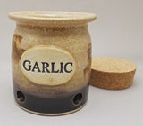 Garlic Keeper Jar