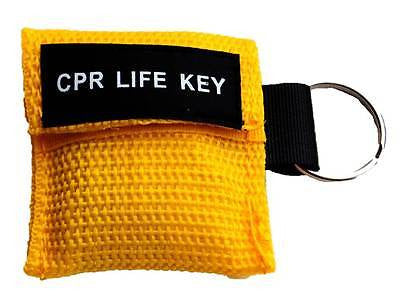 CPR Life Key / Resuscitation / Mouth to Mouth Face Shield