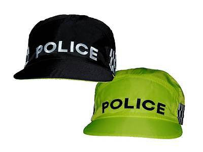 POLICE Reversible Baseball Cap (Hi-Vis Yellow / Black)
