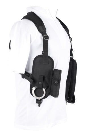 Deluxe Nylon Covert Rig Harness