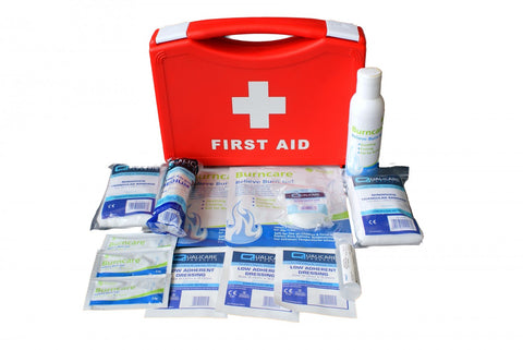 Professional Burns Scalds First Aid Kit
