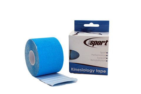 KINETIC KINESIOLOGY MUSCLE INJURY REPAIR TAPE
