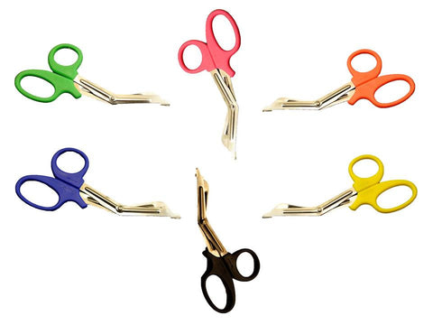 Professional quality medical tough cut scissors