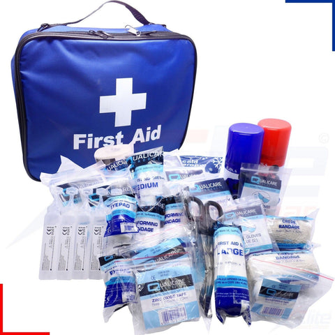 Sports Touchline ELITE Physio First Aid Kit in Bag