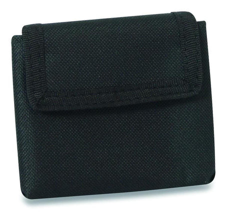 Plain Black Glove Pouches