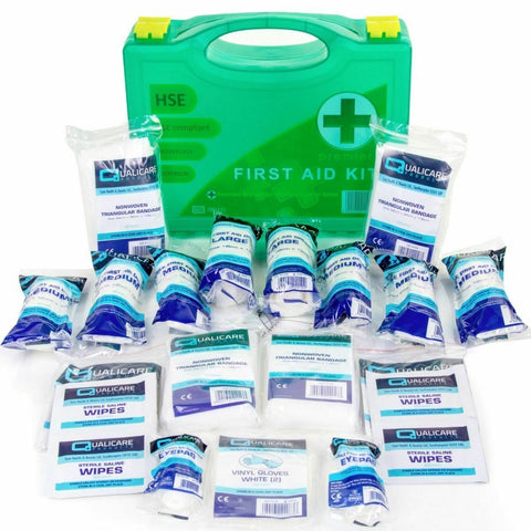 1-10 Person Premium HSE First Aid Workplace Kit