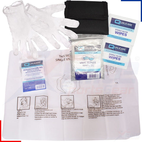 Emergency CPR Pouch Kitted