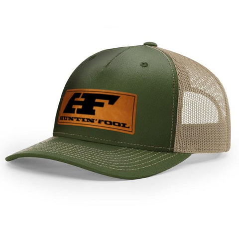 Army Green & Khaki HF Patch Hat