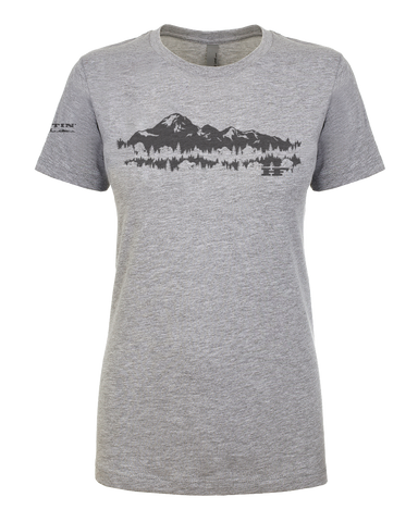 Women's Grey Mountains Shirt