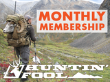 Monthly Membership Subscription