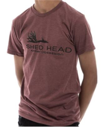 Shed Head 1 Antler Red Deer Shirt