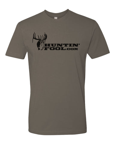 Warm Grey Vintage Elk Shirt