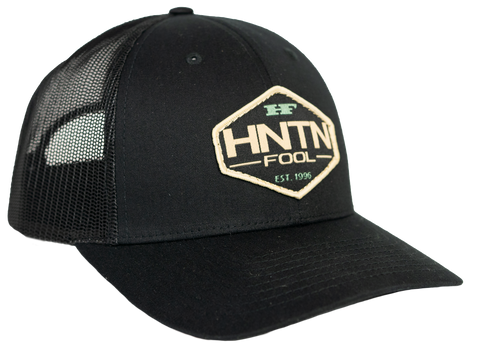 Black HNTN Patch Hat T/G