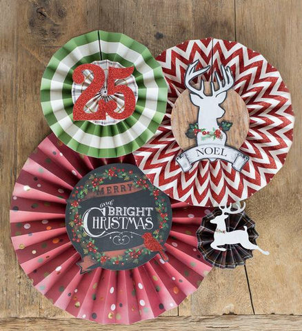 Holiday Rosette Kit