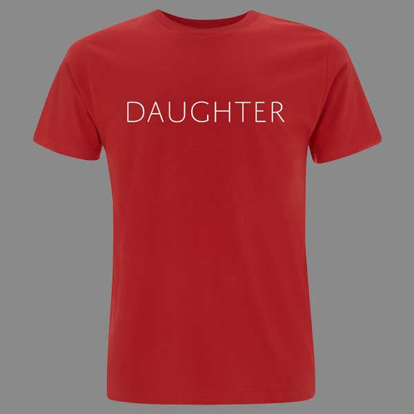 Mens Logo Red T-Shirt