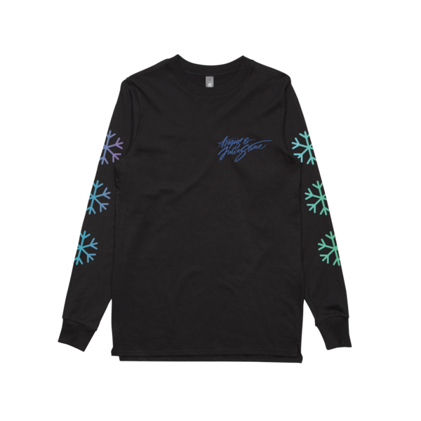 2017 Tour / Black Longsleeve T-shirt