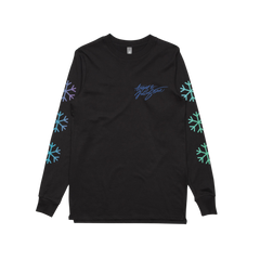 Tour / Black Longsleeve T-shirt
