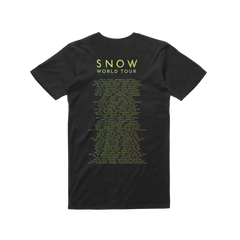 2017 Tour / Black T-shirt