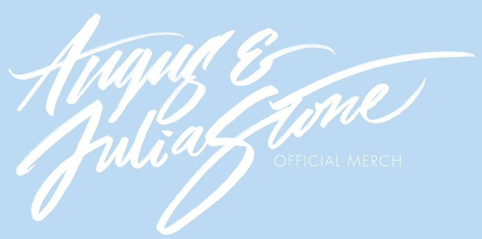 Angus & Julia Stone UK logo