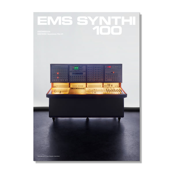 'EMS Synthi 100' - Movement Print 1
