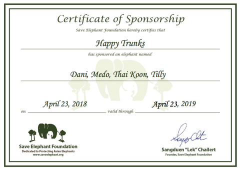 elephant-sponsorships