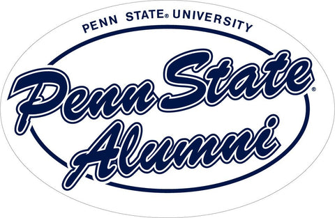 "Penn State Alumni 6"" Decal"