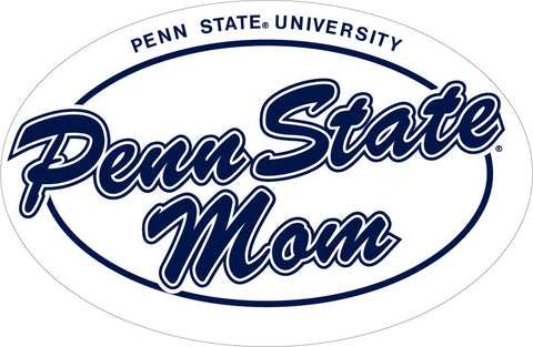 "Penn State Mom 6"" Decal"