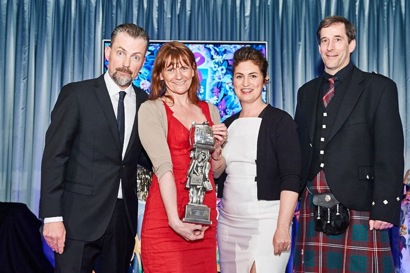 Helen Crawford The Old School Beauly Winner of The Greats Retail Awards 2015 Best Scottish Gift Retailer 2015