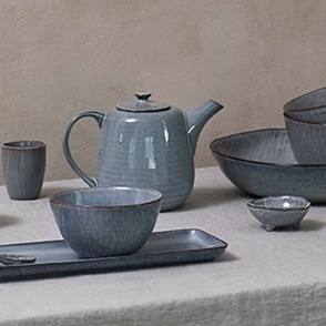 Broste Copenhagen Nordic Sea Stoneware Collection