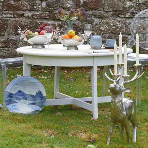 A curated collection of Scottish & Scandinavian designs at The Old School Beauly
