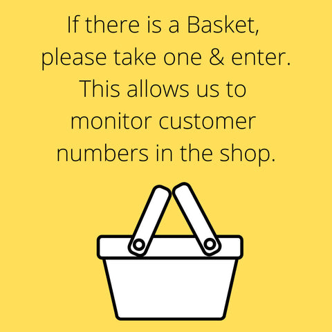 Please take a shopping Basket