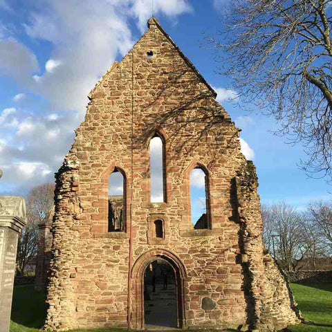 Beauly Priory Main View