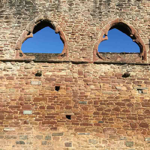 Beauly Priory Window Details