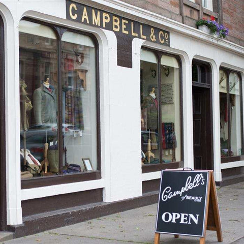 Campbells Of Beauly Tweedhouse