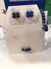 Carrie Elspeth Jewellery Blue Selection