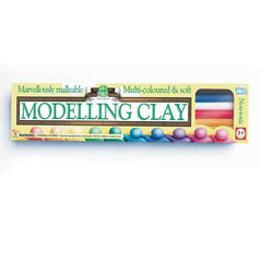 Coloured Modelling Clay