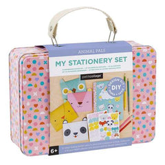 Petit Collage My Stationery Set in Suitcase