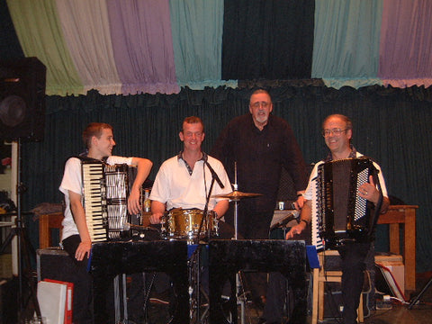 Robert Whitehead and The Danelaw Scottish Country Dance Band