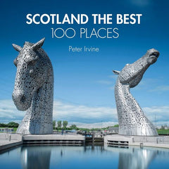 Scotland The Best 100 Places, a superb book to give to someone who wants to travel around Scotland and see the sights!