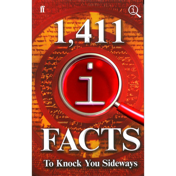 1411 Qi Facts To Knock You Sideways - book